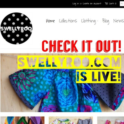 Swellyroo.com officially goes live!